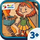 Aufräumen mit Anne - Holz Puzzle (Kinderpuzzle) von Happy Touch Kinderspiele ®