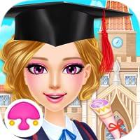 Back To School Salon-girls games