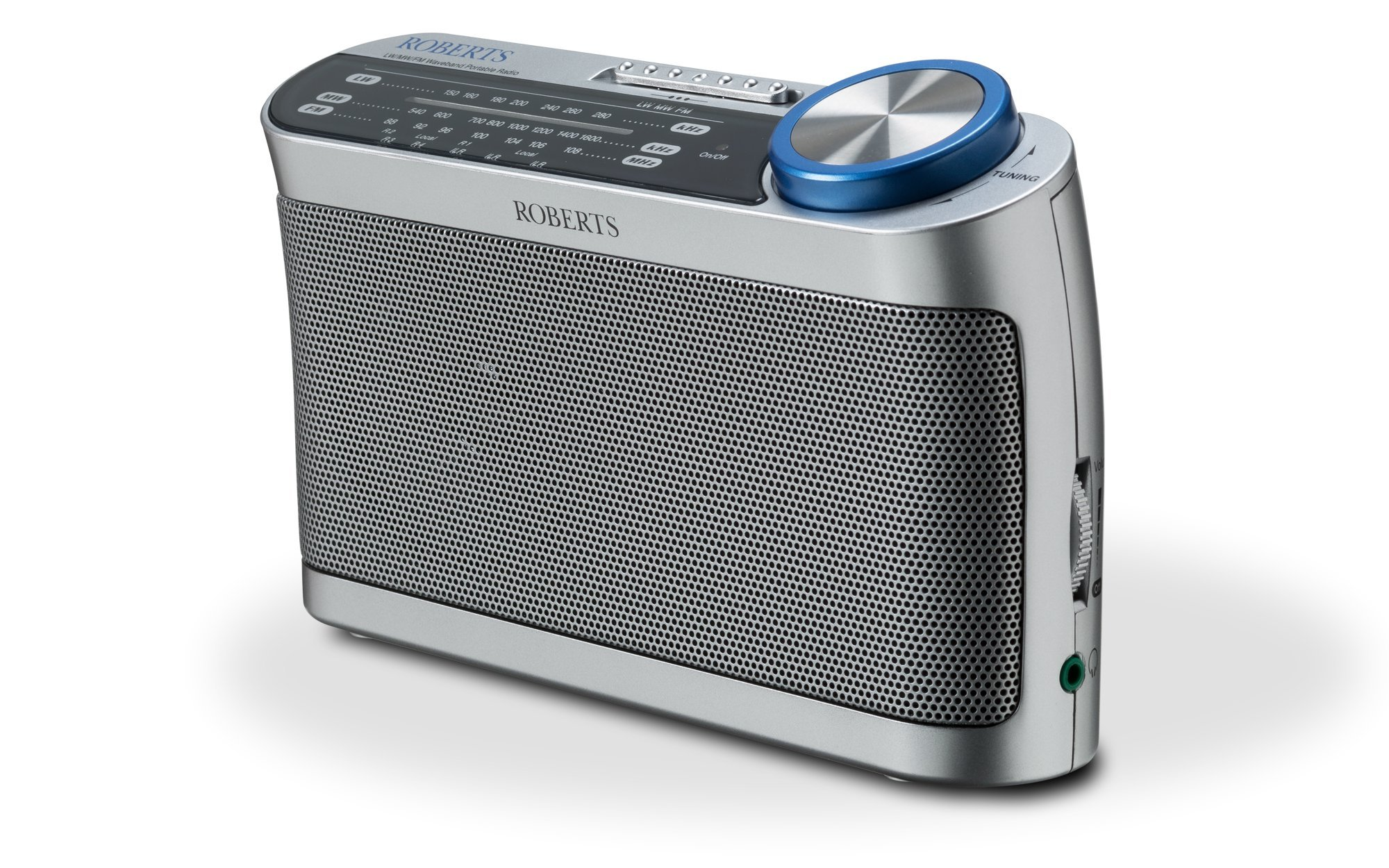 Roberts Radio R9993 Portable LW/MW/FM Radio with Headphone Socket 3