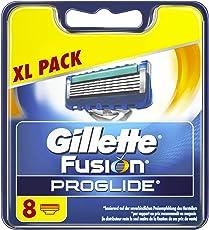 Gillette Fusion ProGlide Rasierklingen Für Männer 8Stück - Briefkastenfähige Verpackung