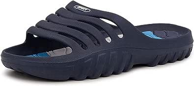 LEKANN No. 919N Men's Slippers & Bath Slippers Shower & Bathing Shoes Size 40-45 EU