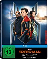 Spider-Man: Far From Home (Limited 3D UHD Steelbook) Amazon Exklusiv