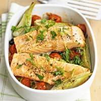 Saumon Recettes Livre Gratuit (Salmon Recipes)
