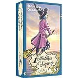 Oracle Histoires de sorcières: Boîte cloche comprenant un jeu de 40 cartes avec livret en couleurs de 126 pages