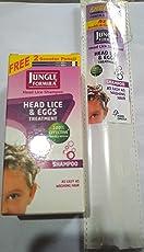 jungle formula head Lice Shampoo pack of 2