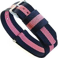 Bracelets de montre Barton - Bandes en nylon balistique