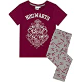 HARRY POTTER Pijama de Pierna Larga o Corta para Niña
