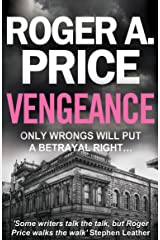 Vengeance (The Badge and the Pen Book 2) Kindle Edition