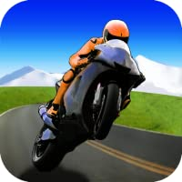 Motorcycle Traffic Racing 3D Pro