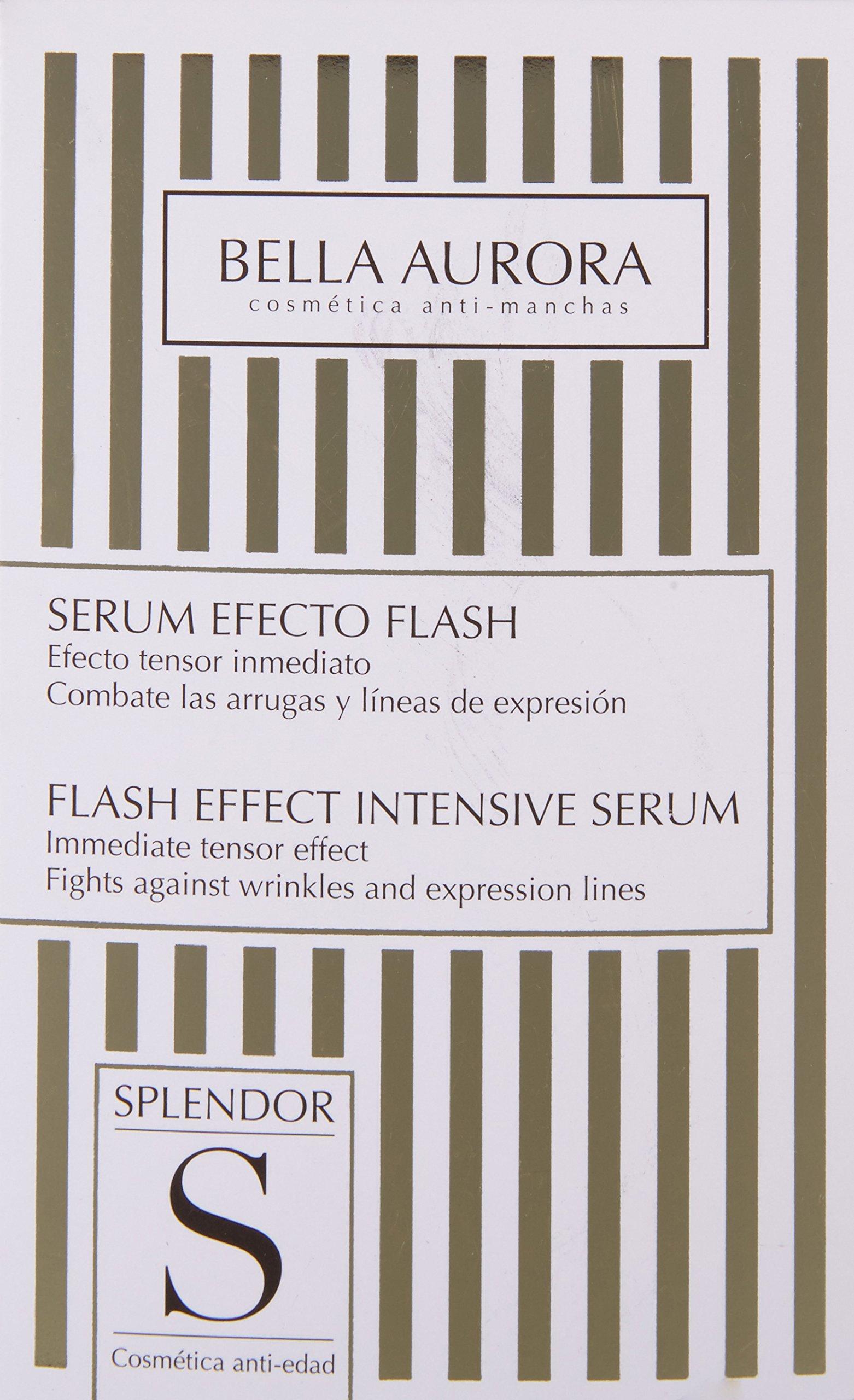 Bella Aurora Serum Efecto Flash – 30 ml.
