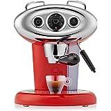 illy ekspres do kawy na kapsułki Iperespresso X7.1 czerwony