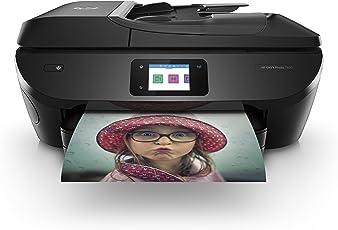 HP ENVY Photo 7830 Multifunktionsdrucker (Instant Ink, Fotodrucker, Scanner, Kopierer, Fax, WLAN, Airprint) mit 4 Probemonaten HP Instant Ink inklusive