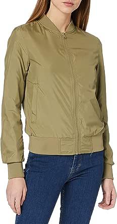 Urban Classics Ladies Light Bomber Jacket Giaca Donna