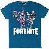 Fortnite Bunny Trouble Camiseta de los Muchachos| mercancía Oficial