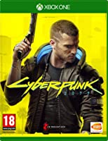 Cyberpunk 2077 with Limited Edition Steelbook (Exclusive to Amazon.co.uk) (Xbox One)