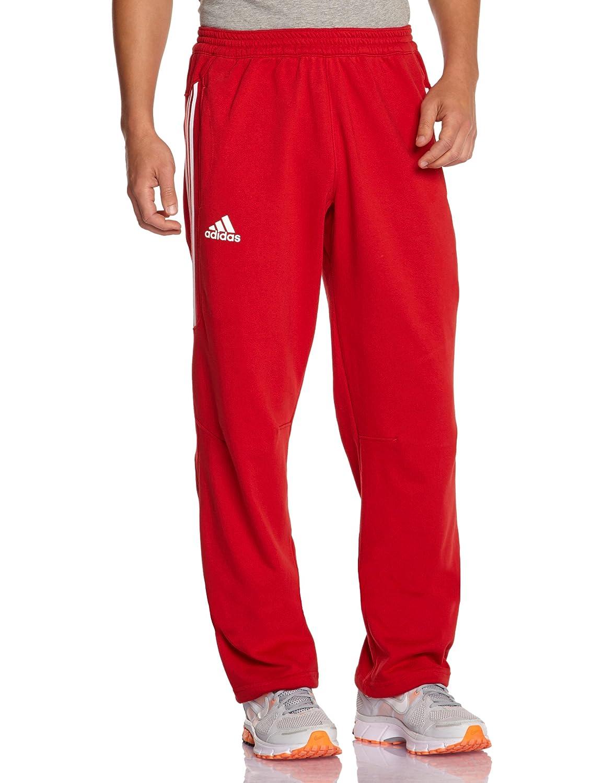 pantaloni adidas rossi uomo
