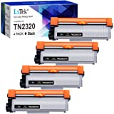 LxTek TN2320 TN2310 Toner Compatibile per Brother TN-2320 TN-2310 per Brother MFC-L2700DW MFC-L2700DN MFC-L2720DW MFC-L2740DW