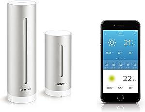 Netatmo Wetterstation für iPhone, Android und Windows Phone
