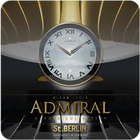 Admiral designer desktop clock