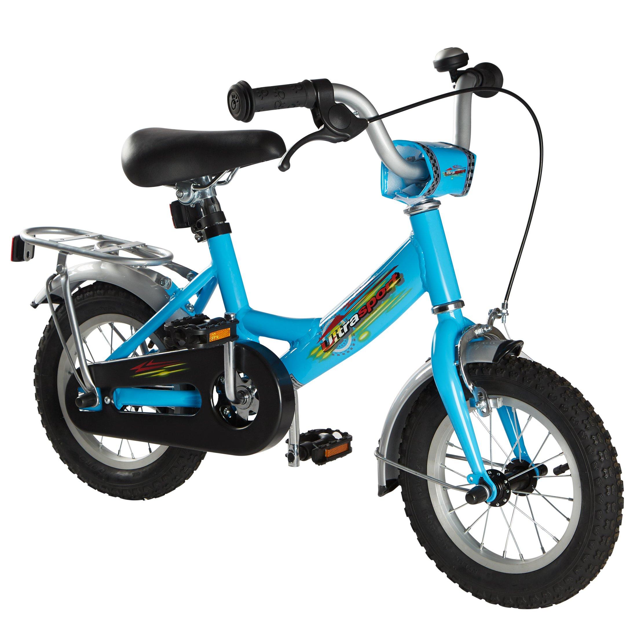 ultrasport kinderfahrrad fahrrad f r m dchen und jungen. Black Bedroom Furniture Sets. Home Design Ideas