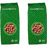 Mundo Feliz, nocciole fresche biologiche, 2 x 500 g