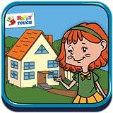 Anne zeigt ihr Zuhause - Erste Wörter Lern App für Kinder (von Happy Touch Kinderspiele)
