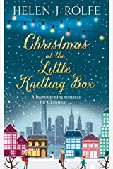 Christmas at The Little Knitting Box: A heartwarming, feel good Christmas romance (New York Ever After, Book 1) Kindle Edition