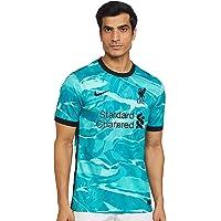 NIKE 2020-2021 Liverpool Away Football Soccer T-Shirt