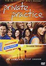 Private Practice 1 DVD