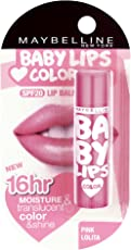 Maybelline Baby Lips, Pink Lolita, 4g
