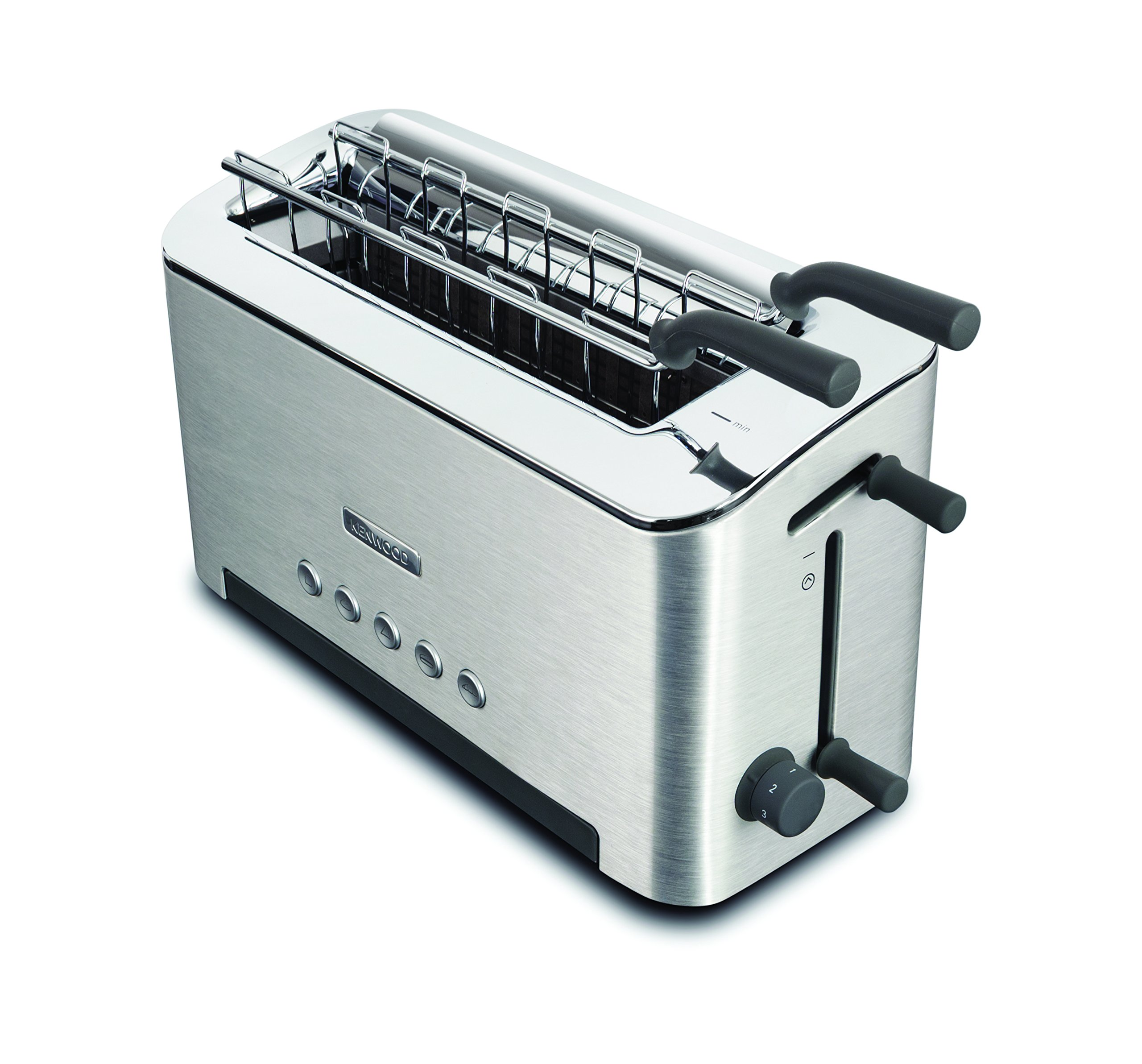 Kenwood-TTM-610-Multi-Funktions-Toaster-1080-W-silber