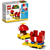 LEGO71371SuperMarioPack Potenciador: Mario Helicóptero, Set de Expansión, Disfraz para JugueteFly&Flow