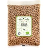 Organic Chickpeas by Bold & Pack (1kg)