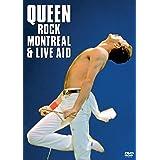 Queen - Rock Montreal + Live Aid [Reino Unido] [DVD]