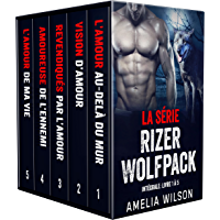 La série rizer wolfpack: intégrale: livre 1 à 5