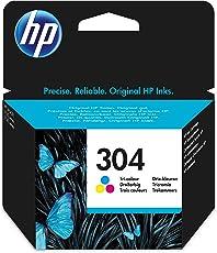 HP 304 N9K05AE Farbe Original Druckerpatrone für HP Deskjet