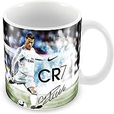 Prinzox Cristiano Ronaldo Cr7 Ceramic Mug