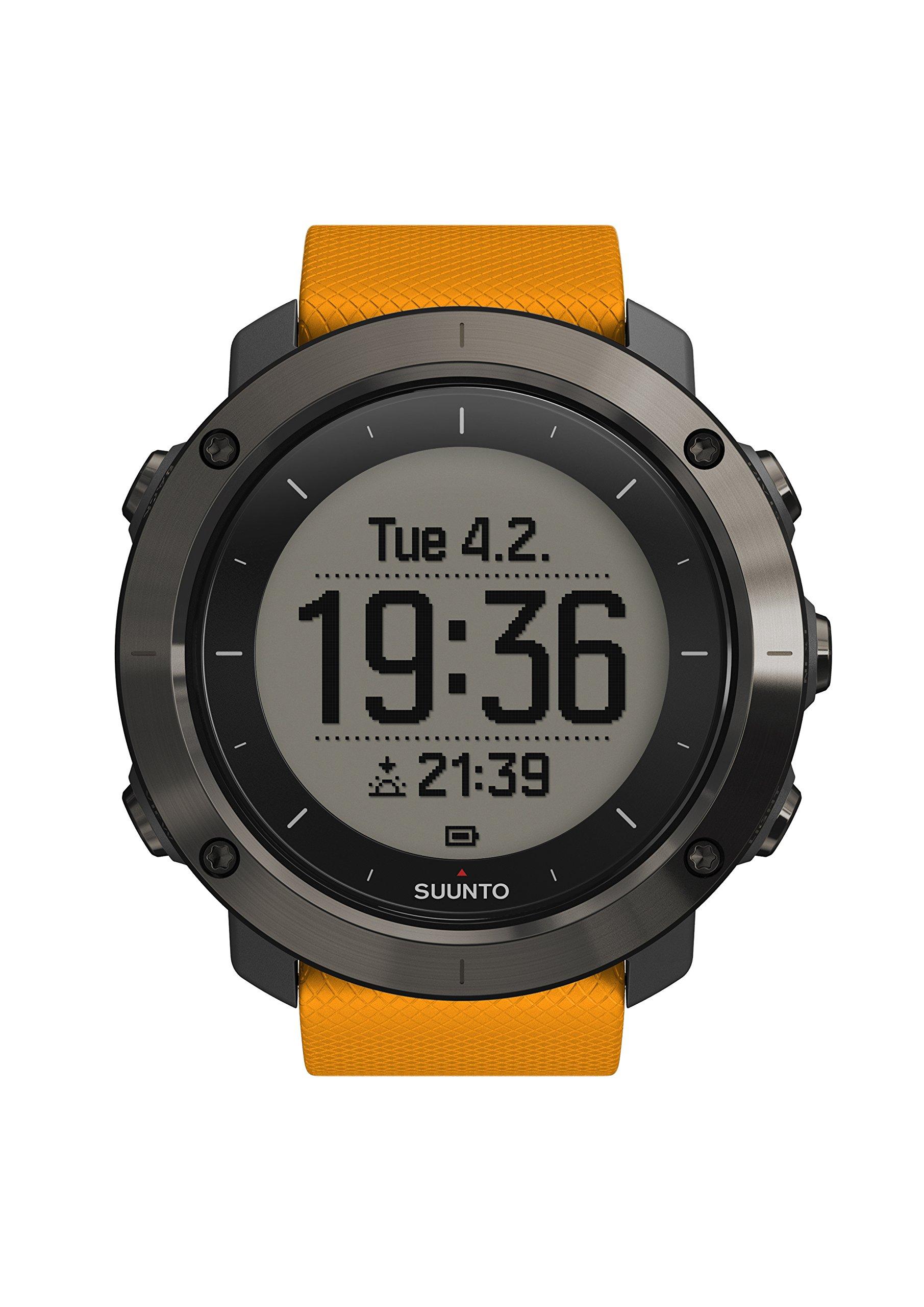 Suunto Traverse – Reloj GPS para Excursionismo y Senderismo