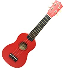 Filia, Ukulele UK1-F -Red