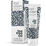 Australian Bodycare Foot cream 100 ml Tea Tree Oil   Fotcreme med 100% naturlig Tea Tree Oil för daglig vård av torra fötter