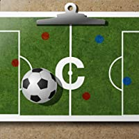 HD Soccer clipboard
