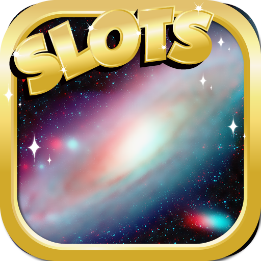 Free Online Vegas Slots : Andromeda Edition - Feeling Real Casino Slots! - Dark Green-chip