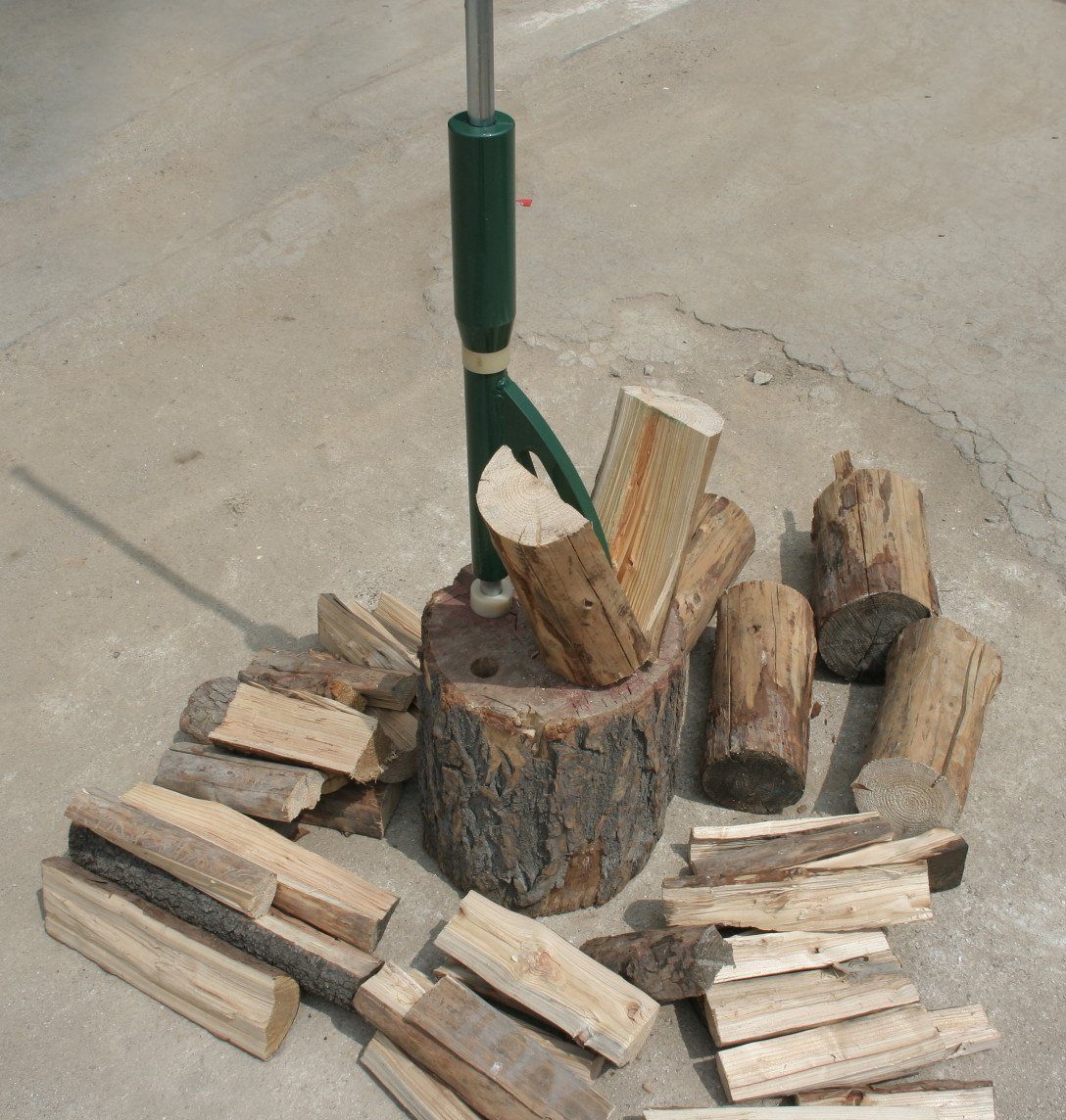INTERHOME DIVISORA Madera – Log Splitter