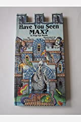 Have You Seen Max?: A Pop-up Book Hardcover