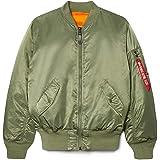 ALPHA INDUSTRIES Men's MA-1 Flight Bomber Jacket