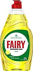 Fairy Dish Wash Liquid - 433 ml (Lemon)