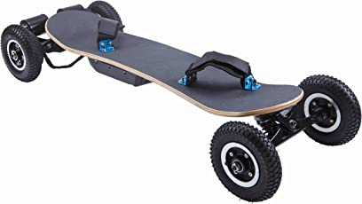 Ninestep 40 km/h Dual-Motor 2000W Hochwertiges Mountainboard elektrisches Skateboard LG Akku 11Ah kabellose 2.4Ghz Fernbedienung