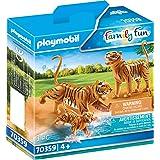 Playmobil 70359 - Famiglia di Tigri