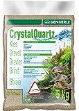 Dennerle Gravier quartz blanc naturel (1 à 2 mm), 5 kg