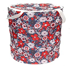 Winner 19 L Multicolor Small Size Laundry Bag